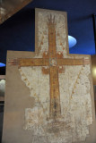 Late 10th Century Cross (Maiestas Crucis) from the cathedral of Faras