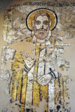 Early 8th Century painting of Ignatius, archbishop of Antioch, from the Paulos Cathedral in Faras