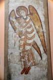 Archangel Michael from Petros Cathedral, Faras, late 10th Century