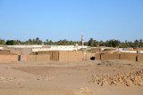 Village of El Kurru, site of another ancient Royal Cemetery 18km SW of Karima