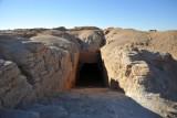 Another tomb entrance at El Kurru