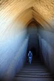 Descending into the Tomb of Tanwetamani (Ku.16), El Kuru