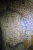 Hieroglyphic text, Tomb of Qalhata