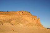 Jebel Barkal rises just to the west of Karima