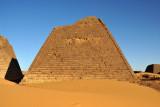 Beg. N11 - Pyramid of Queen (Nahirqa?), Meroë