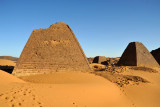 It is really a shame that these magnificent pyramids, which survived in tact for over 2000 years, were damaged so badly in 1834