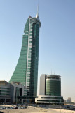 West Tower of Bahrain Financial Harbour