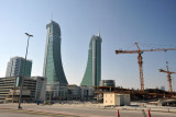 The Dual Towers - Bahrain Financial Harbour - BFH
