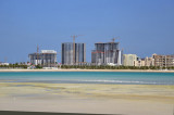 Amwaj Islands project - freehold development covering 30 million square feed