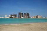 Amwaj Gateway Project on the largest island, Najmah