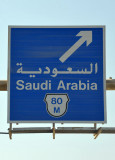 The way to Saudi Arabia