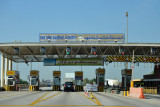 Toll booths - King Fahd Causeway Authority