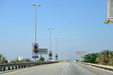 King Fahd Causeway linking Bahrain and Saudi Arabia was first conceived in 1965