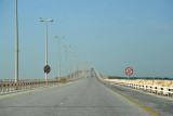 The King Fahd Causeway finally opened in 1986