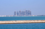Marina West, a large real estate project near Budaiya on the NW corner of the island of Bahrain
