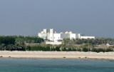 Palace at the north end of Nasan Island along the King Fahd Causeway