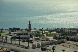 Bahraini immigration and mosque, King Fahd Causeway