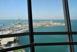 Bahraini observation tower, King Fahd Causeway