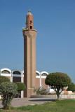 Minaret of the King Fahd Causeway mosque, Bahrain