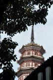 Flowery Pagoda - Temple of the Six Banyan Trees