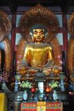 Middle - Sakyamuni, the Present Buddha