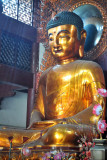 Statue of Amitabha, the Past Buddha