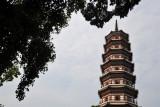 Flowery Pagoda, Temple of the Six Banyan Trees - Liùróng Sì