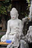Alabaster Buddha, Temple of the Six Banyan Trees