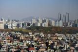 Samneung Park from Seoul Renaissance