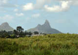 Mountains of Central Mauritius