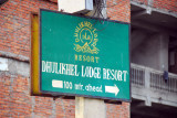 Dhulikhel Lodge Resort, my hotel after Tibet