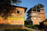 As family's grow, so do the houses - Dhulikhel