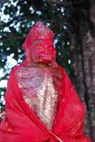 Statue of Hanuman, Dhulikhel