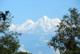 Dorje Lakpa (6966m/22,854ft) and surrounding peaks
