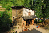 A small house in Nepal