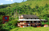 While nice, rural Nepali architecture has nothing on Bhutan