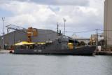 Mauritius Coast Guard Ship, Port Louis