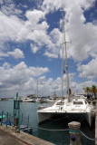 Catamaran, Port Louis