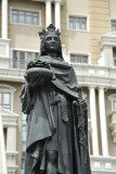 Statue of St. Louis, Cathedral Square