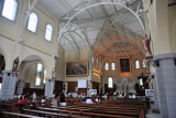 Interior - St. Louis Cathedral, Port Louis