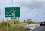 Exit off the M1, Mauritius
