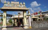 A Hindu Temple, Mauritius