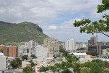 Port Louis from La Citadelle, Mauritius