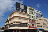 Louis Pasteur Street by the Port Louis bus station