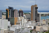 Port Louis from Fort Adelaide