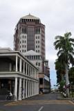 Intendance Street, HSBC & State Bank of Mauritius