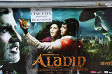 Poster for the Hindi movie Aladdin