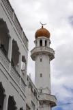 Mosque on Ramgoolam St, Port Louis