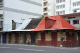 Hopefully these old buildings Ramgoolam Street will be saved