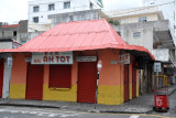 Port Louis Chinatown - Leoville L'Homme Street at Jummah Mosque St
